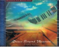 Peace Beyond Measure (Piano Solos CD)