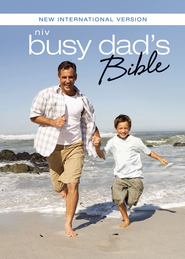 NIV Busy Dad&#39s Bible: