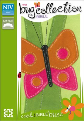 The NIV Bug Collection Bible, Italian Duo-Tone Butterfly