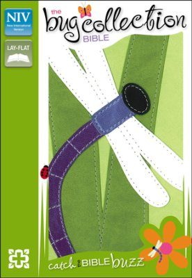 The NIV Bug Collection Bible, Italian Duo-Tone, Dragonfly