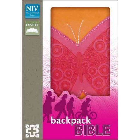 NIV Backpack Bible, Compact, Imitation Leather